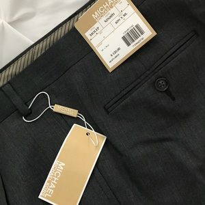 Men's Michael Kors wool pants